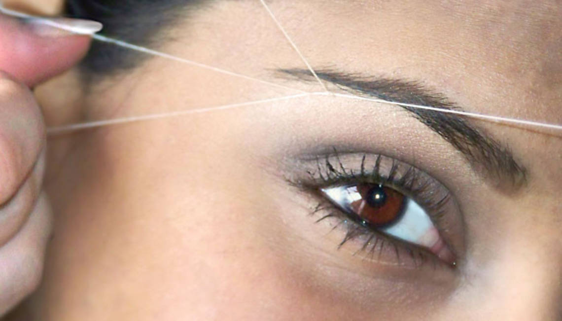Eyebrow Threading Services Boca Raton Nail Depot Best Salon