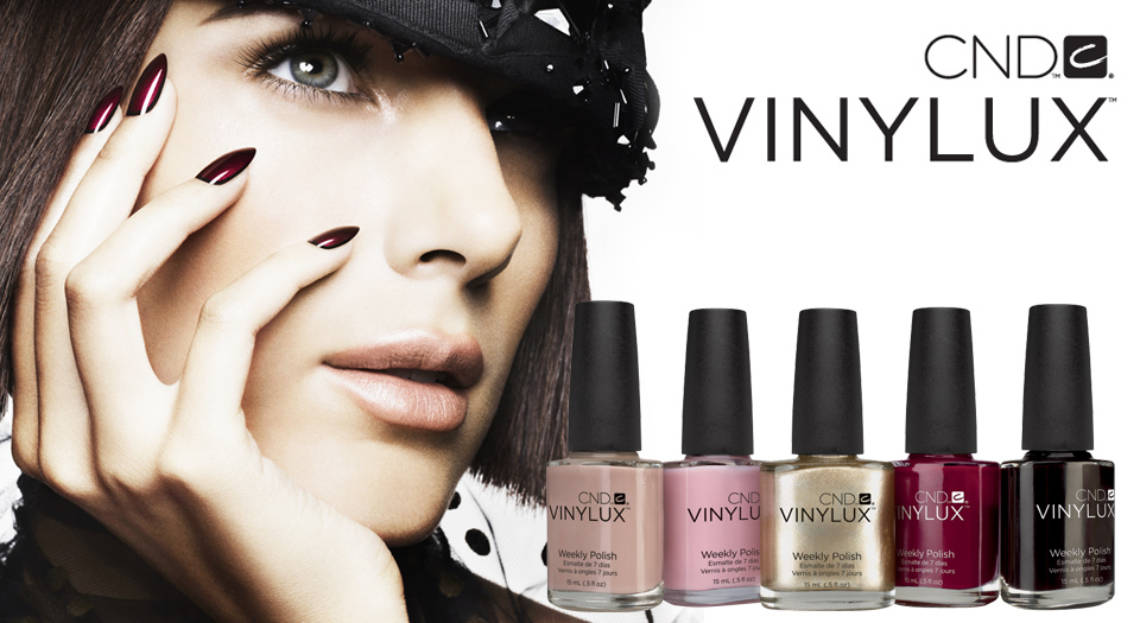 Vinylux Manicure and Pedicure
