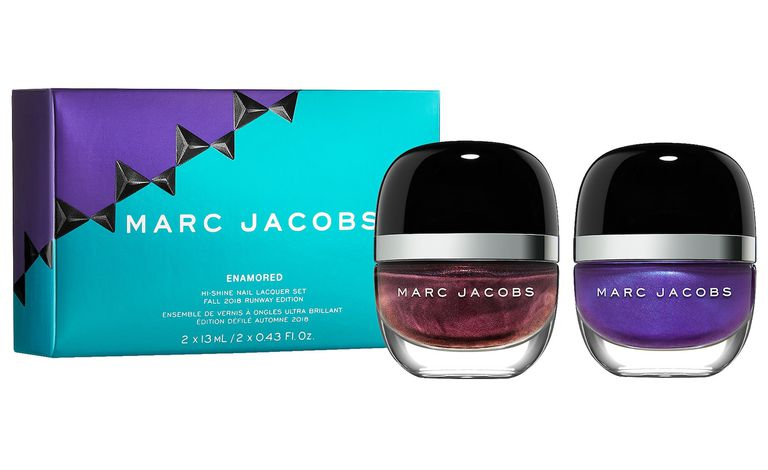 Marc Jacobs Beauty Enamoured Hi-Shine Nail Lacquer Set