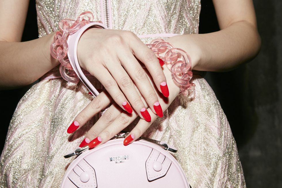 Essie Moschino Nails